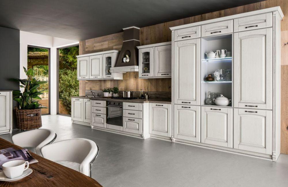 Cucine arredamento made in italy tre erre arredamenti for Errequ arredamenti